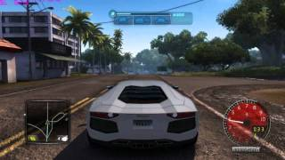 getlinkyoutube.com-Test Drive Unlimited 2 l Lamborghini Aventador LP700 Discover Hawaii