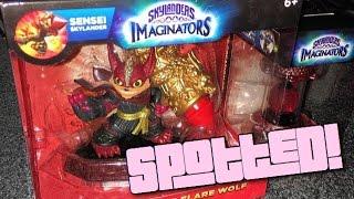 getlinkyoutube.com-Skylanders Imaginators: FLAREWOLF SPOTTED!