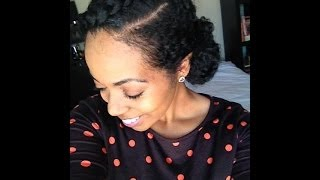 ANTI BUN MOVEMENT! (Quick protective Style)