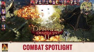 Divinity: Original Sin 2 - Combat Spotlight