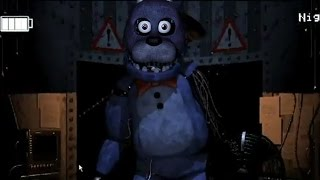 getlinkyoutube.com-Five Nights at Freddy's 2: BONNIE WITH HIS FACE! (FNAF1 FACE)