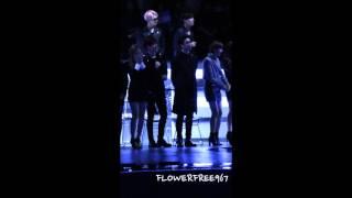 getlinkyoutube.com-151202 MAMA - GOT7 (Junior & Yugyeom) reaction to JYP's performance