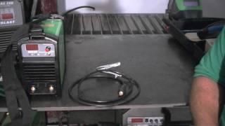 getlinkyoutube.com-PowerArc 140ST - Stick / Lift Arc TIG 140 amp - Compact Welder Part 1 - Everlast Welding