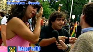 getlinkyoutube.com-El Insoportable en el Desfile del Orgullo Gay de Estocolmo - Videomatch 98