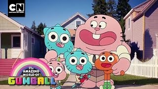 getlinkyoutube.com-Nobody's A Nobody | Gumball | Cartoon Network
