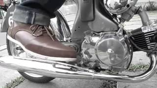 getlinkyoutube.com-Lawless Jakarta - Honda S90 Cafe Racer