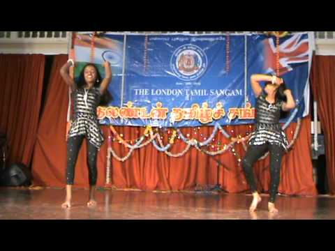 London Tamil Sangam Pongal celebration 2011 - Ennasai Mythiliye  - Tamil kuthu  dance
