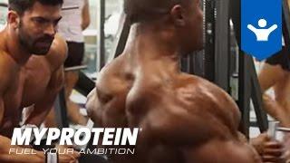 getlinkyoutube.com-Sergio Constance & Simeon Panda - Back Workout Motivation - Myprotein
