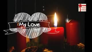 Good Night My Love #Love Greetings #GIF (Wish Videos)