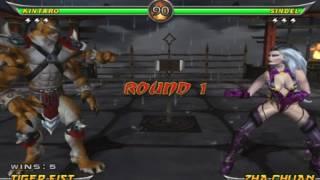 Mortal Kombat Armageddon - Kintaro Arcade Ladder