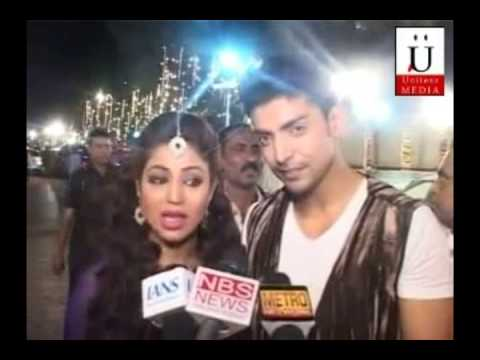 Gurmeet Choudhary, Debina Bonnerjee At Medscape India National Awards