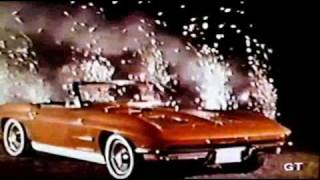 getlinkyoutube.com-1963 Corvette Sting Ray TV Commercial (With Dick Thompson & Dave MacDonald footage)