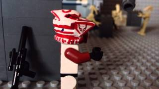 getlinkyoutube.com-Lego Star Wars Brickfilm German (HD): ARC Trooper Episode II Geister