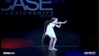 getlinkyoutube.com-Emily .... Scary Child - Talia Munro handover dance Showcase National Finals, Qld 2013