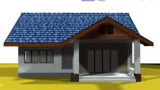 getlinkyoutube.com-siamplan.com บ้านอยู่ด้วยรัก บ้านชั้นเดียว