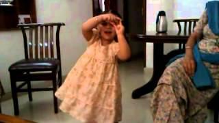 getlinkyoutube.com-cute baby girl singing poems