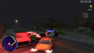 Grand Theft Auto: Chinatown Wars 3D Perspective Hack PPSSPP | 1/2