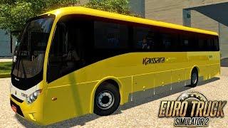 getlinkyoutube.com-‹ Euro Truck  2   Marcopolo Ideale 770   Kaissara - Barra Mansa/São Paulo - Logitech G27 ›