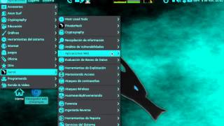 getlinkyoutube.com-Review Parrot OS | Revisado de herramientas para pentesting.
