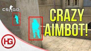 getlinkyoutube.com-Crazy Aimbot! (CS:GO Overwatch #23)