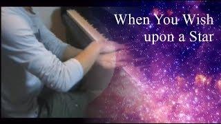 getlinkyoutube.com-When You Wish upon a Star 星に願いを - Arr. by Yuki Kuramoto