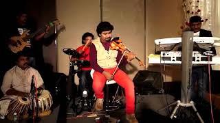 Ilam kaatru veesudhe violin play tamil song width=