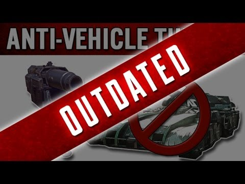 Anti-Vehicle Turrets and You (An Engineer's Strategy Guide in PlanetSide 2)