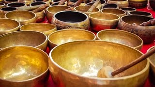 getlinkyoutube.com-6 Hour Powerful Tibetan Bowl Music: Chakra Healing, Meditation Music, Relaxation Music, ☯2076