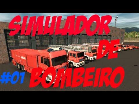 Plant Firefighter Simulator 2014 - ( Simulador de bombeiro ) #01