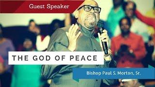 getlinkyoutube.com-Bishop Paul S Morton: The God of Peace (Full Sermon)