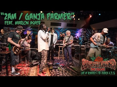 2am & Ganja Farmer - Slightly Stoopid (feat. Marlon Asher) (Live at Roberto's TRI Studios 4.21.16)