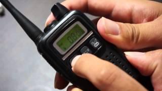 ICOM IC-4300L 特定小電力無線トランシーバーをレビューしてみた  ライセンスフリーラジオ アマチュア無線