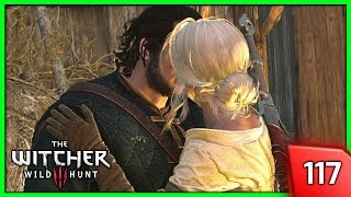 getlinkyoutube.com-The Witcher 3 ► Ciri's Kiss & Romance Attempt - Story & Gameplay #117 [PC]