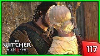 getlinkyoutube.com-The Witcher 3 ► Ciri's Kiss & Romance Attempt - Story & Gameplay #117 [PC]