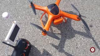 Wingsland Scarlet Minivet Outdoor Feature Demo Courtesy of DBPower