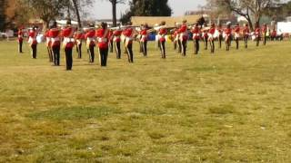 Jordan Brass Band - Bafeco 2016 Vid