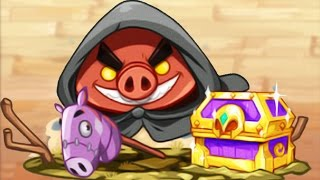 Angry Birds Epic Raiding Party + The Apocalyptic Hogriders Upcoming Event Update!
