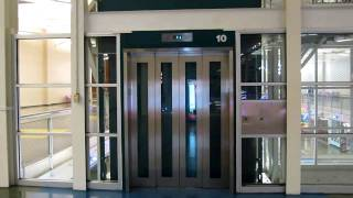 getlinkyoutube.com-Montgomery KONE Traction Elevators at the Palisades Center - Clarkstown, NY
