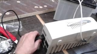 getlinkyoutube.com-простой преобразователь тока из 12v в 220v  600 w