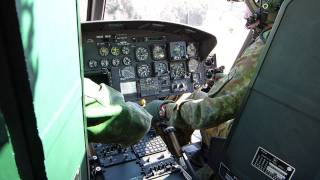getlinkyoutube.com-陸自ヘリコプター搭乗 (1) / UH-1 エンジンスタート編 三軒屋駐屯地