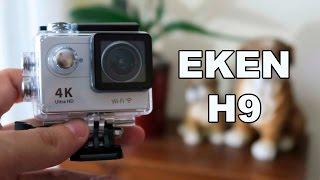 getlinkyoutube.com-EKEN H9, review de la cámara de acción 4K más barata