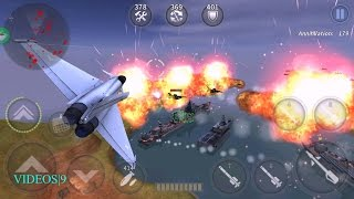 GUNSHIP BATTLE : Episode 17  Mission 09 - EUROFIGHTER