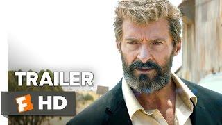 getlinkyoutube.com-Logan Official Trailer 1 (2017) - Hugh Jackman Movie