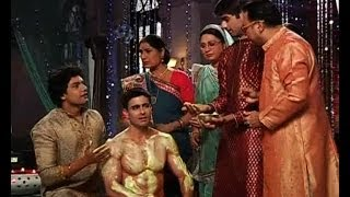 getlinkyoutube.com-Saraswatichandra : Haldi ceremony of Saras