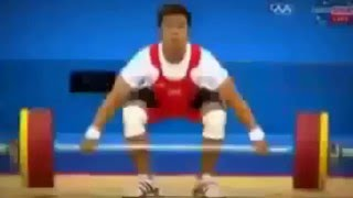 Epic Weight Lifting Fail Compilation-Kumpulan Video Lucu Angkat Berat