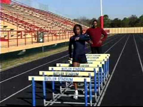 Andrew Blanks:   Track & Field News Presents - Technique & Drills for Hurdles