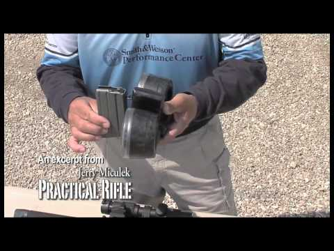 Brownells - Jerry Miculek Practical Rifle DVD Segment, Gear for the Field & Match, D1S2-5