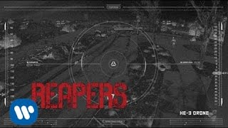 getlinkyoutube.com-Muse - Reapers [Official Lyric Video]