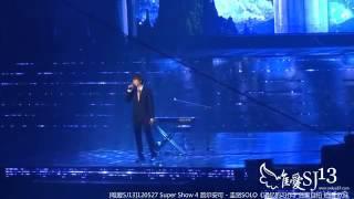 getlinkyoutube.com-[Fancam] 120527 SS4 Seoul Encore - Etude Of Memory [Kyuhyun Solo]