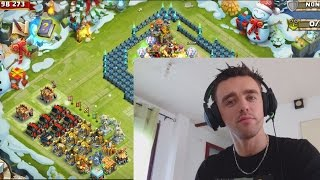 getlinkyoutube.com-Castle Clash - Tentatives vagues AA5